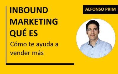 Consultor de Inbound Marketing. Qué es y cómo te ayuda