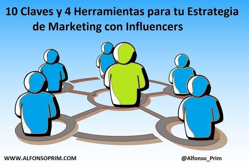 Herramientas para encontrar los mejores influencers