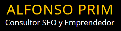 Alfonso Prim Consultor SEO y Marketing Online en Pamplona (Navarra)