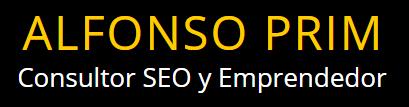 Alfonso Prim Consultor SEO y Marketing Online en Pamplona (Navarra)