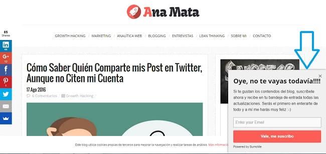 Blog de Ana Mata