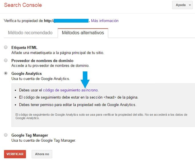 titulos atractivos para tu blog verificacion search console alternativos alfonso prim